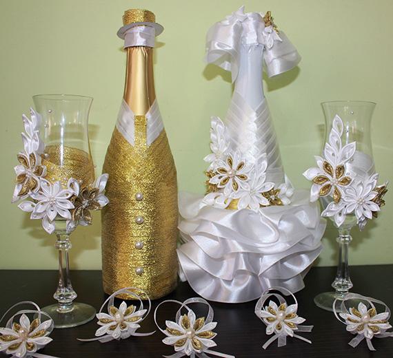 Шампанское на стол! Свадебные быки